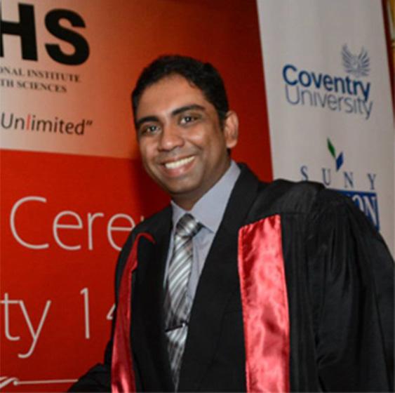 Dr.Nishan Silva